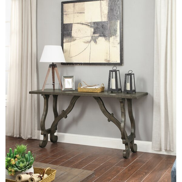 Ingalls Console Table By Rosecliff Heights
