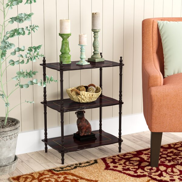 Baskerville Etagere Bookcase by Charlton Home Charlton Home®
