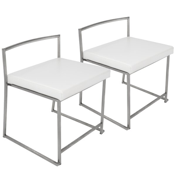 Gary Side Chair (Set of 2) by Wade Logan