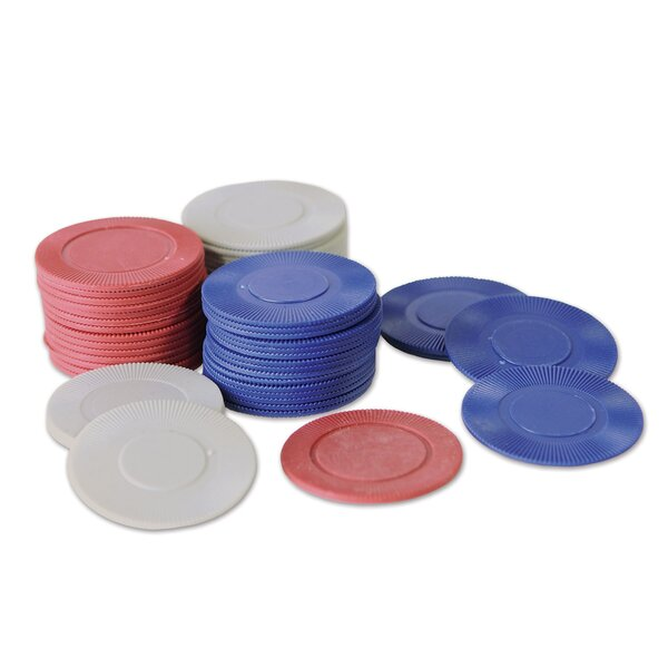 Casino Poker Chip by The Beistle Company