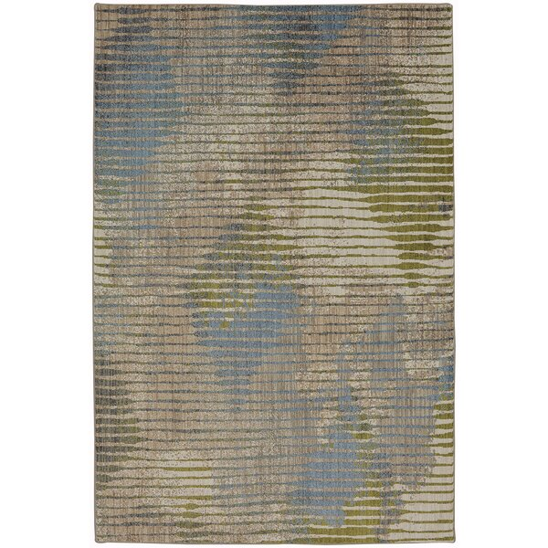 Muse Dark Linen Area Rug by Mohawk Home