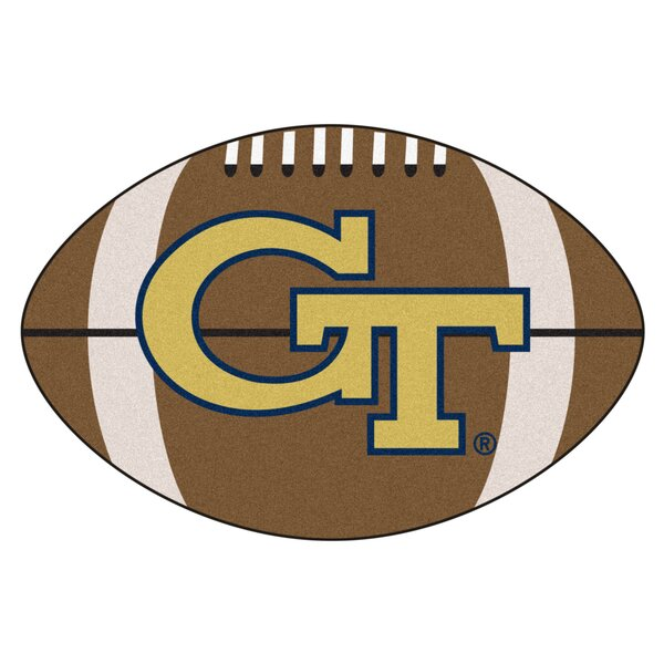 NCAA Georgia Tech Football Doormat by FANMATS