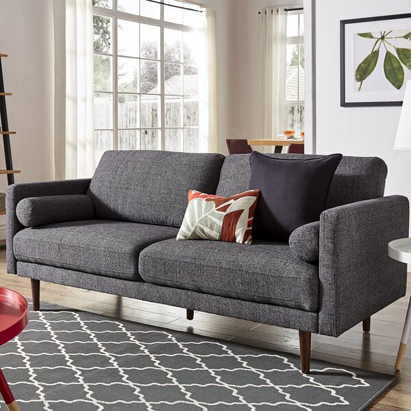 Shop Our Selection Of Carbonell Heathered Modular Sofa by George Oliver by George Oliver