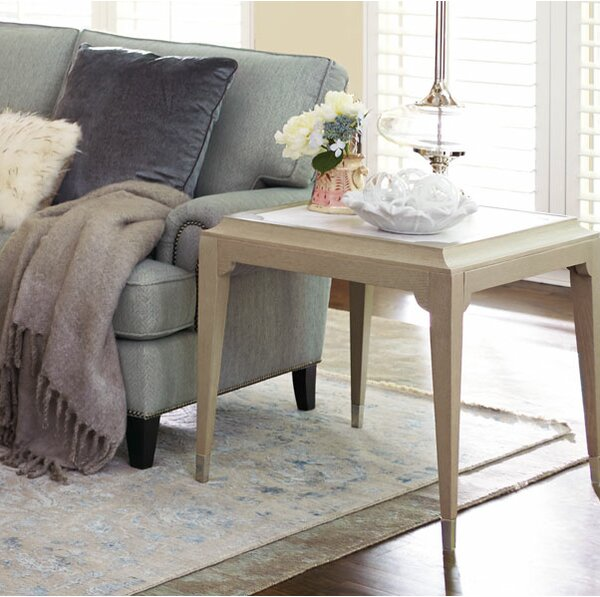 Savoy Place End Table by Bernhardt