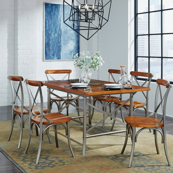Haycraft 7 Piece Dining Set by Williston Forge