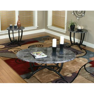 Shop for Jacob 3 Piece Coffee Table Set by Latitude Run