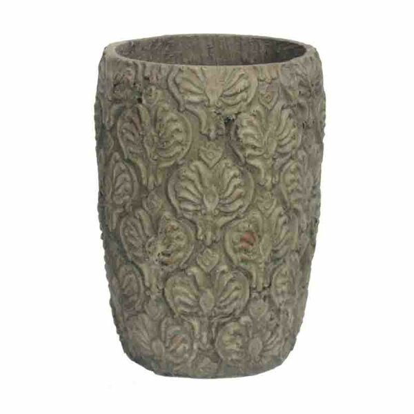 Wills Trendy Cement Pot Planter by Ophelia & Co.