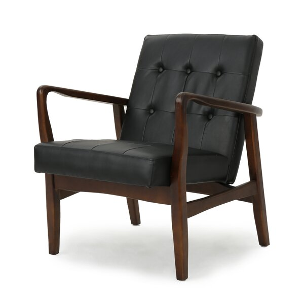 23 Upholstered Armchair by Langley Street