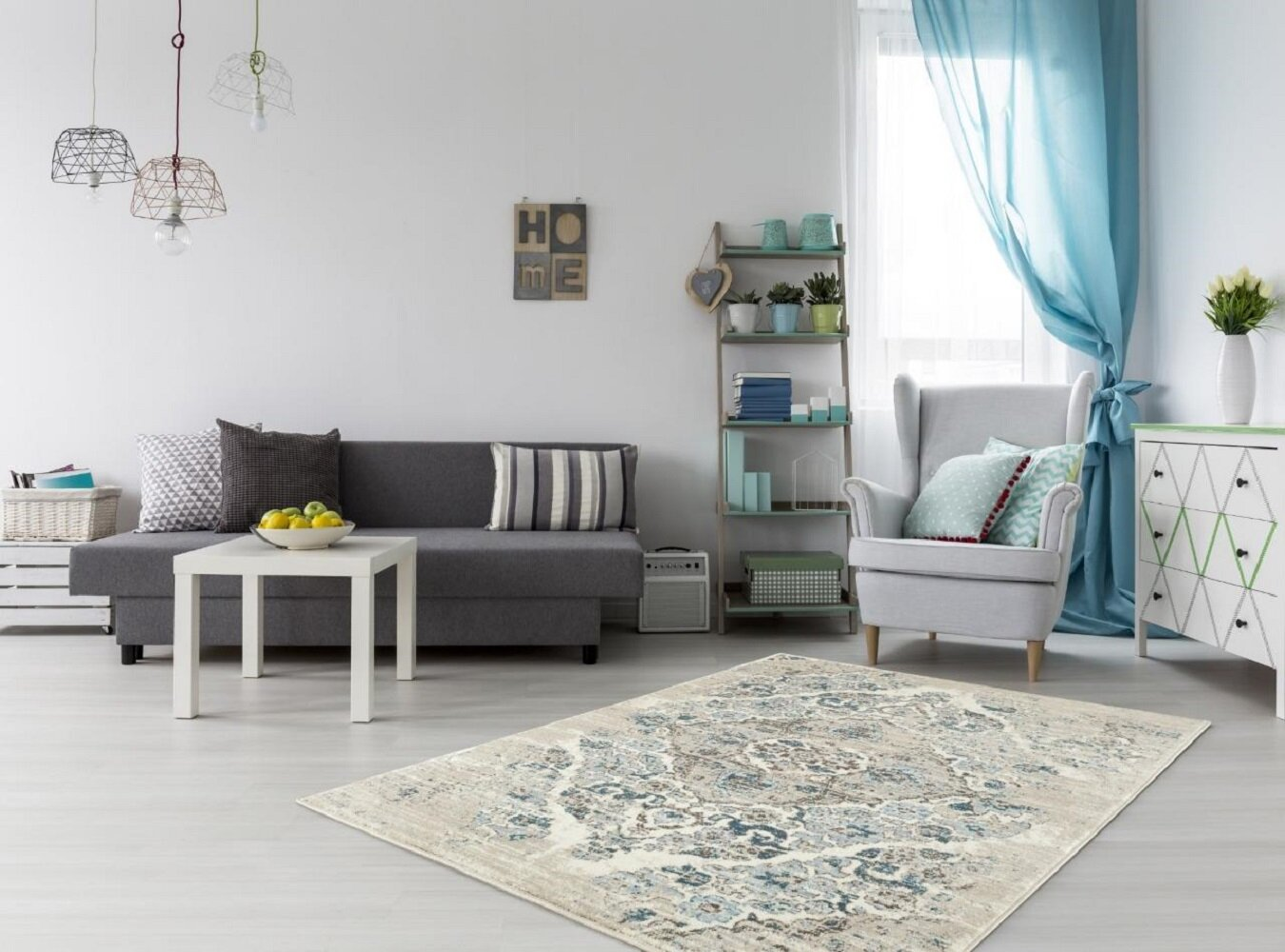 How to Choose the Right Rug Sizes | Wayfair