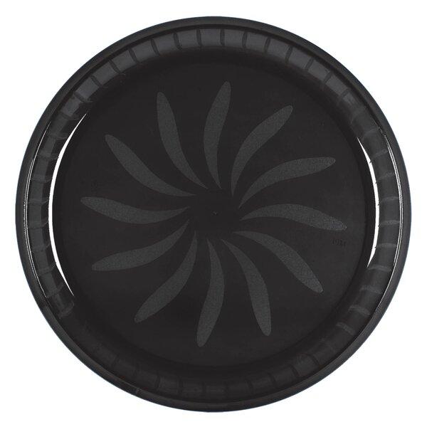 Halloween 16 Swirl Plastic Platter (Set of 2) by Amscan
