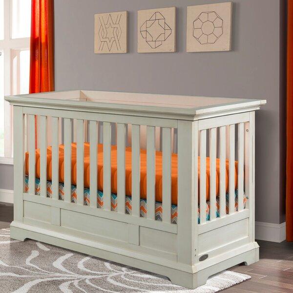 Devon Euro 4-in-1 Convertible Crib by Child Craft