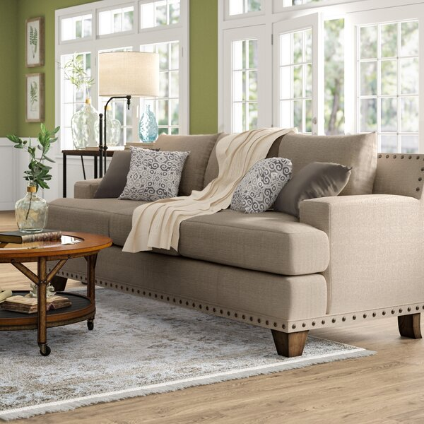 Bulloch Standard Sofa by Three Posts