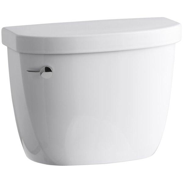 Cimarron 1.6 GPF Toilet Tank with Aquapiston Flush Technology by Kohler