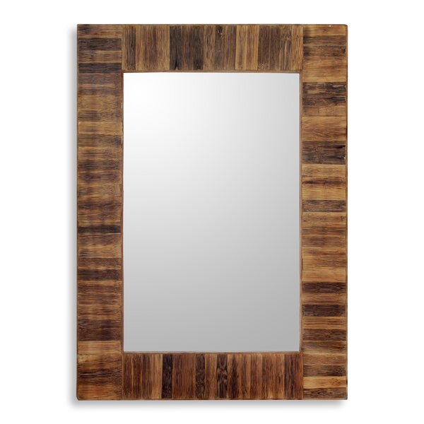 Rustic Wall Mirror by Novica