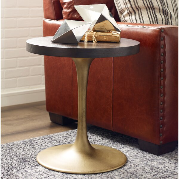 Austin Pedestal End Table by Rachael Ray Home