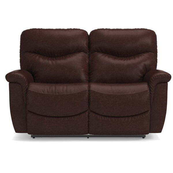 Shop For Stylishly Selected James  LA-Z-TIME Full Reclining Loveseat by La-Z-Boy by La-Z-Boy