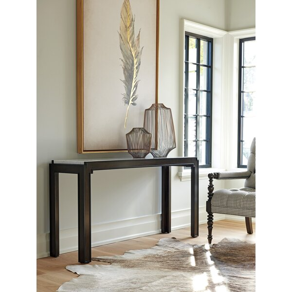 Barclay Butera Brown Console Tables
