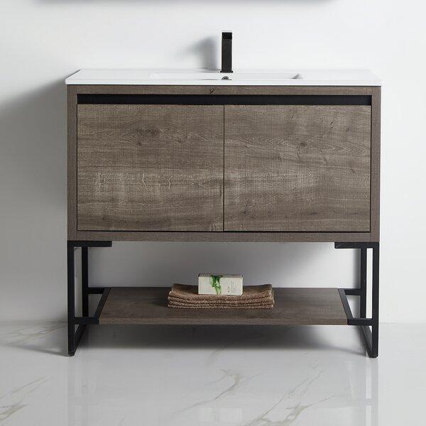 Tellara 40 Single Bathroom Vanity Set