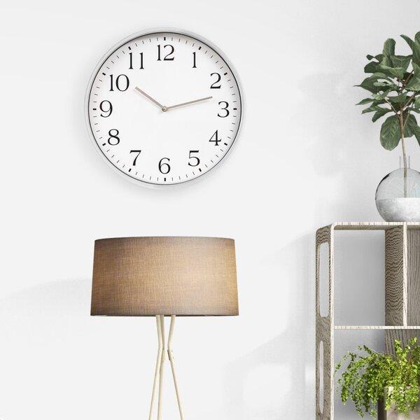 Gothard Essential 16 Wall Clock by Charlton Home
