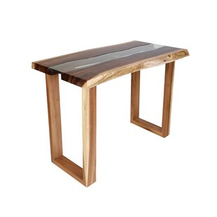 Jean Counter Height Solid Wood Dining Table By Union Rustic