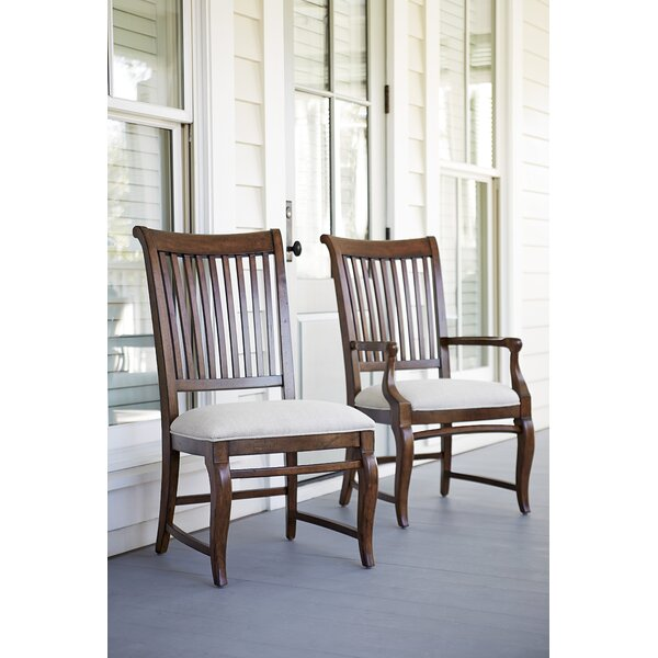 Dogwood Upholstered Dining Chair (Set Of 2) By Paula Deen Home