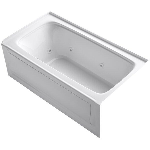 Bancroft 60 x 32 Whirlpool Bathtub by Kohler