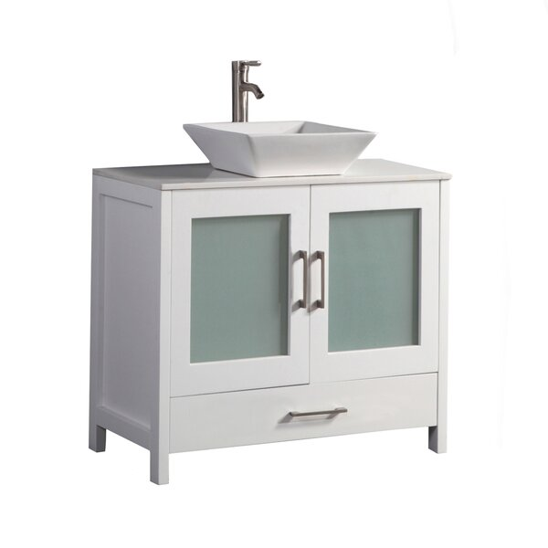 Preciado Modern 48 Single Bathroom Vanity Set by Orren Ellis