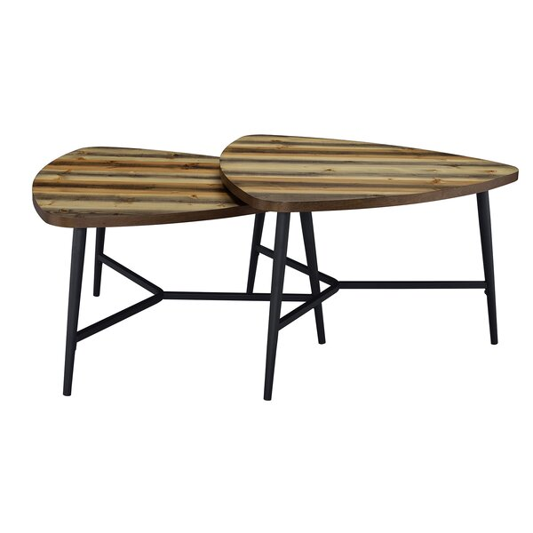 Gibson 2 Piece Coffee Table Set by Picket House Furnishings Picket House Furnishings