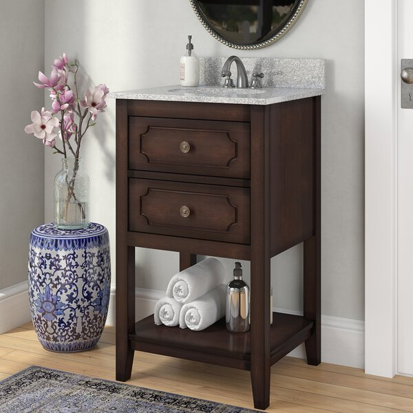 Langenfeld 21 Single Bathroom Vanity Set by Charlton Home