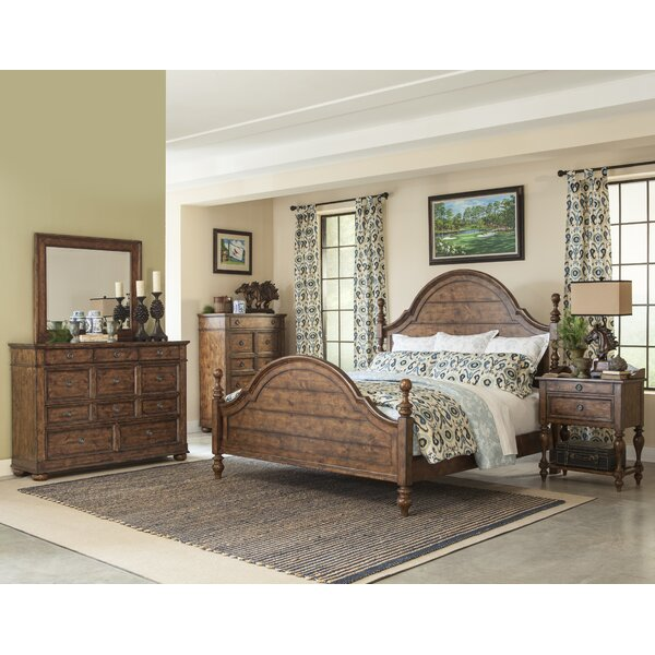Peatman Platform Configurable Bedroom Set by August Grove