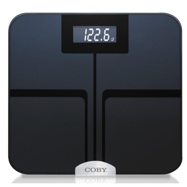 Smart Body Analysis Bathroom Digital Scale by COBY