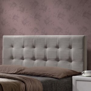 Glenside Upholstered Panel Headboard by Darby Home Co