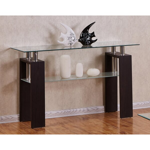 Hicksley Console Table By Orren Ellis