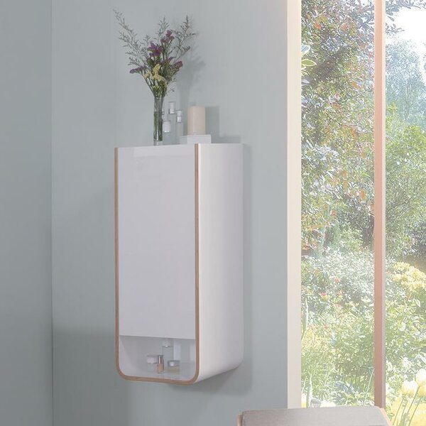 Unity 15.75 W x 35.43 H Wall Mounted Cabinet by Ronbow