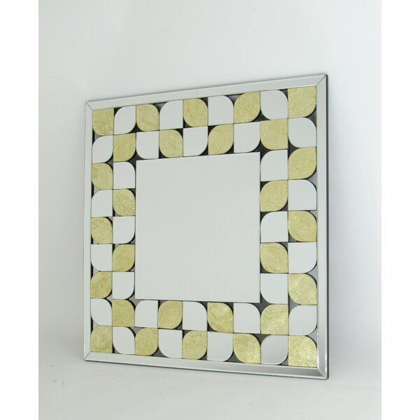 Trollinger Accent Mirror by Ebern Designs