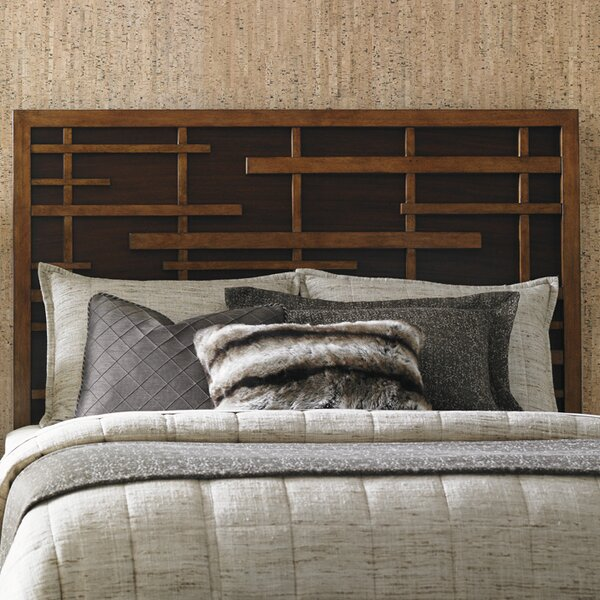 Island Fusion Shanghai Panel Headboard by Tommy Bahama Home
