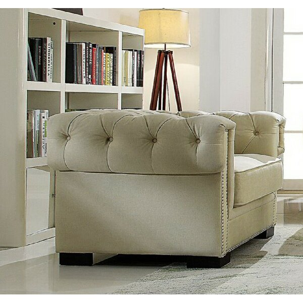 Kincannon Armchair by Mercer41 Mercer41