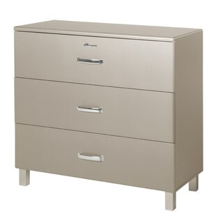 Miami 3 Drawer Accent Chest