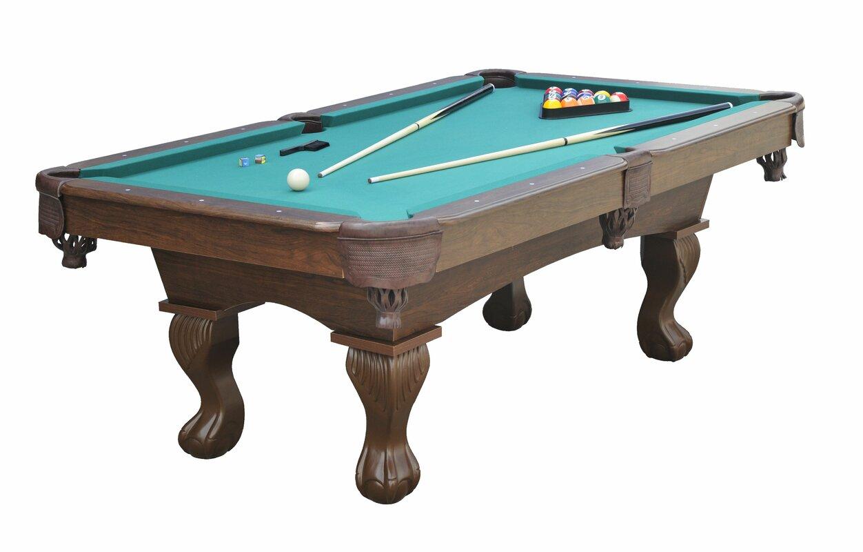 Classic Billiard 7u0027 Pool Table