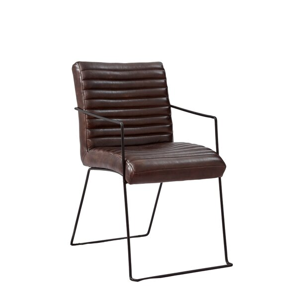 Alethea Metal Dining Chair (Set of 2) by 17 Stories