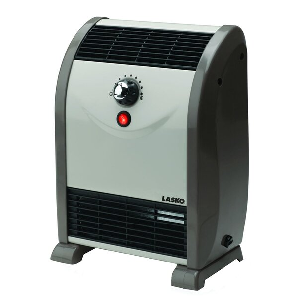 1,500 Watt Portable Electric Fan Compact Heater wi