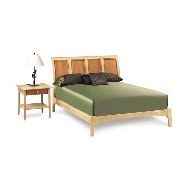 Sarah Platform Bed by Copeland Furniture