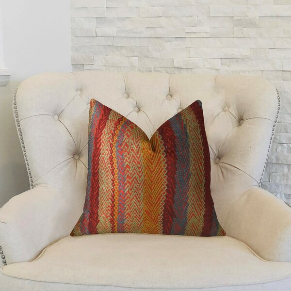 Roache Handmade Luxury Pillow by Bloomsbury Market