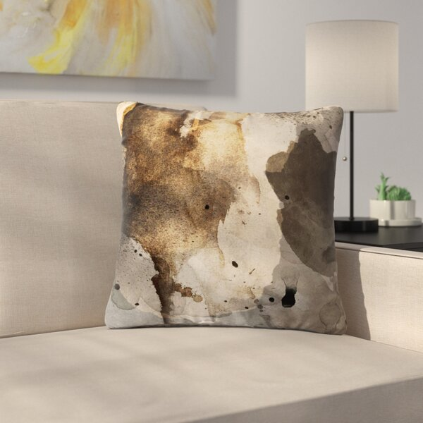 Li Zamperini Today Outdoor Throw Pillow by East Urban Home