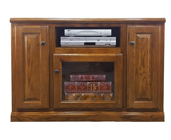 On Sale Clontarf Solid Wood TV Stand For TVs Up To 50