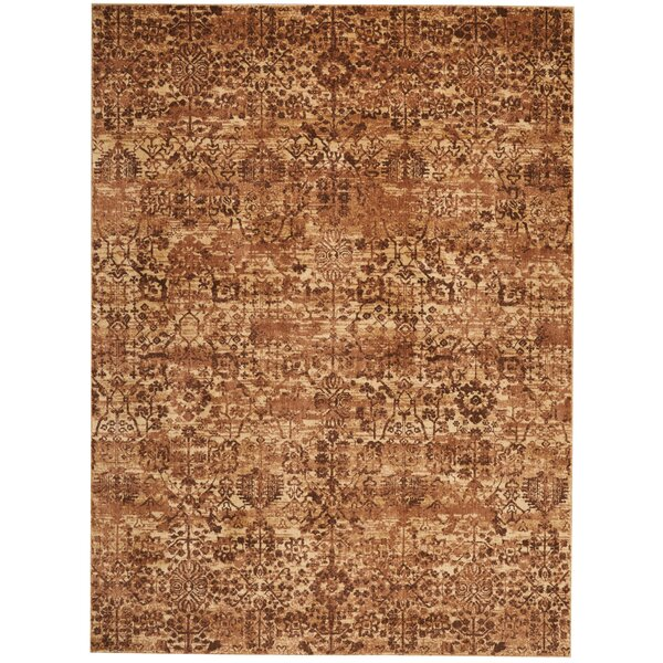 Lambert Latte Area Rug by Bloomsbury Market