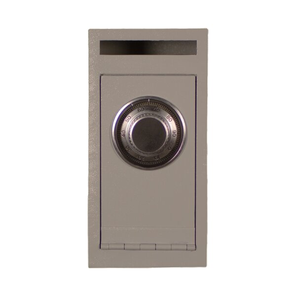 Dial Lock Depository Safe by Tracker Safe