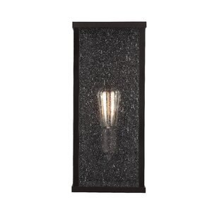 Check Prices Decory 1-Light Outdoor Flush Mount By Gracie Oaks