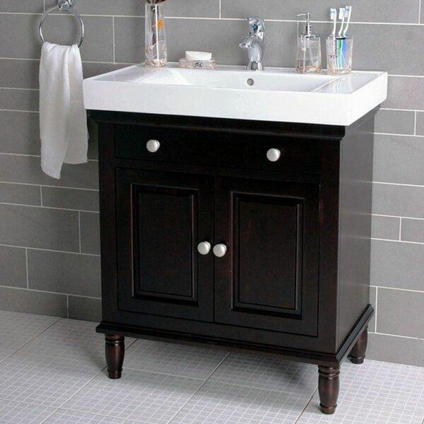 30 Single Bathroom Vanity Set by Lanza