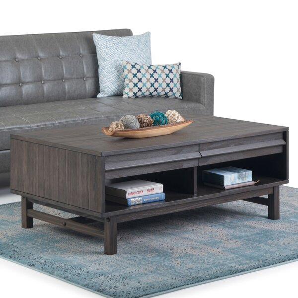 Mccarter Coffee Table With Storage
